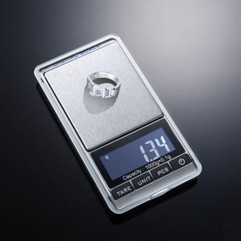 Весы для золота Scale 139 (0,1g)
