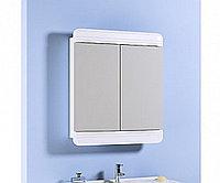 Зеркальный шкаф Aqwella Корсика 60 Kor.04.06