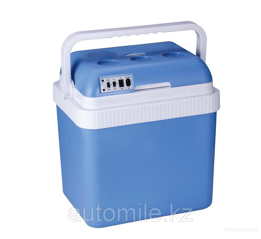 Холодильник автомобильный 24л (12v-220v) NEW