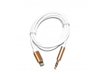 Кабель Lightning - Aux (Jack 3.5mm) для iPhone 7, 7 Plus