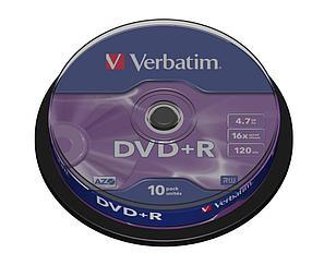 DVD+R 4.7GB Verbatim, фото 2