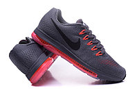 "Кроссовки Nike Zoom All Out ""Deep Grey Red"" (40-45), фото 2"