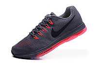 "Кроссовки Nike Zoom All Out ""Deep Grey Red"" (40-45), фото 4"