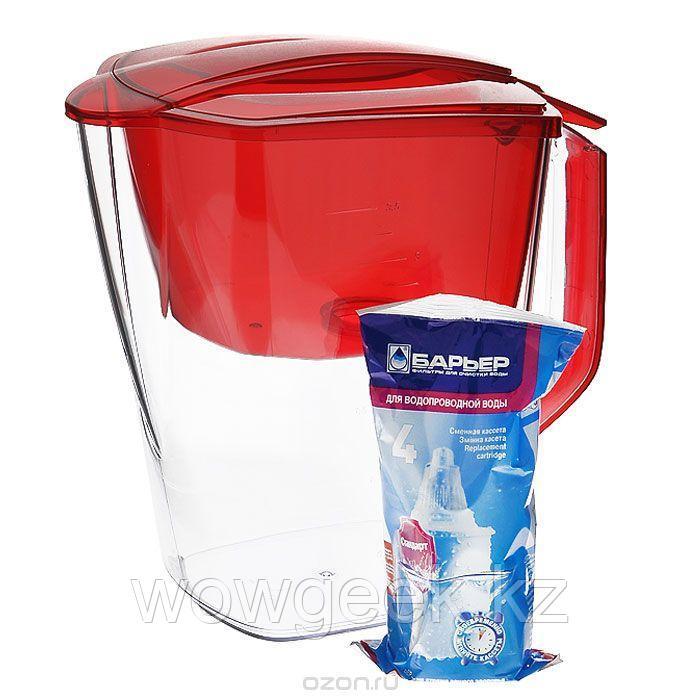 Фильтр-кувшин для воды Барьер с двумя фильтрами