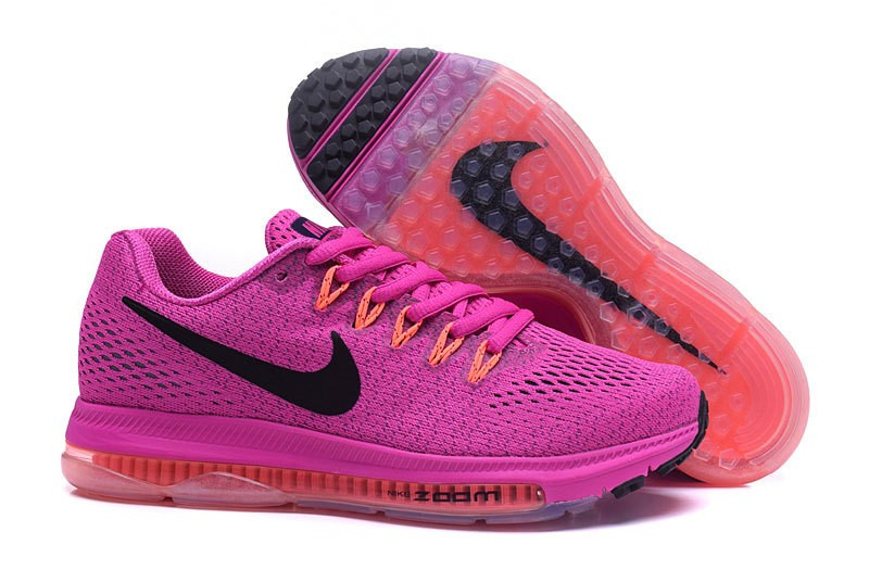 "Кроссовки Nike Zoom All Out ""Pink Orange Black"" (36-40)"