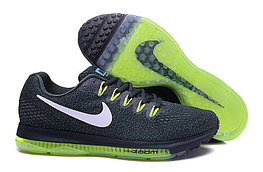"""Кроссовки Nikе Zoom All Out """"Black Green"""" (40-45)"""