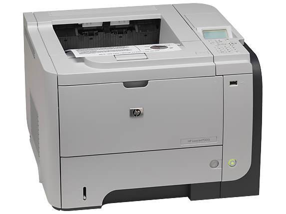 LaserJet P3015dn (А4)