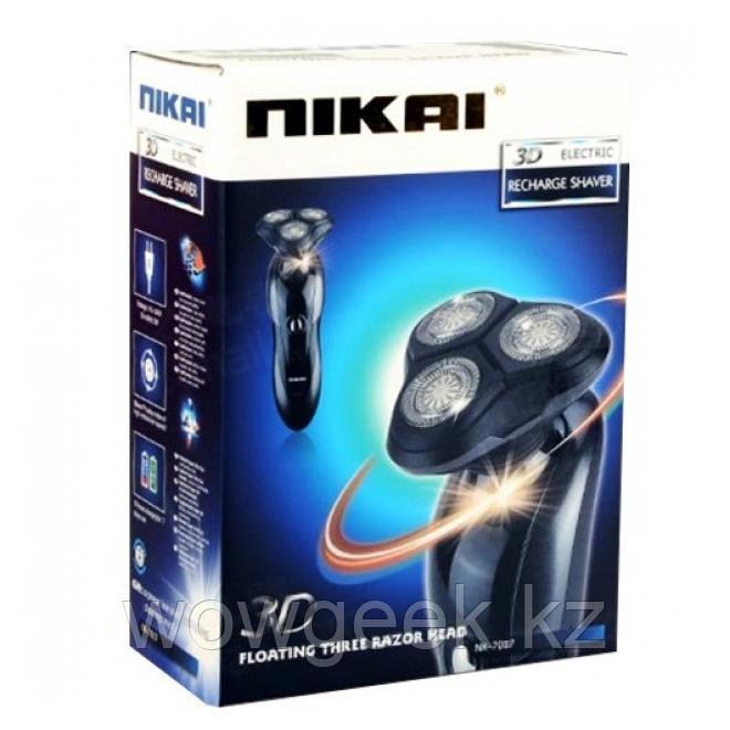 Бритва электрическая Nikai NK-7030