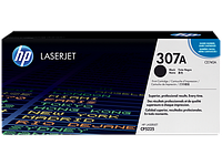 Лазерный картридж HP 307A (Оригинальный, Черный - Black) CE740A