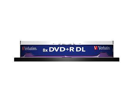 DVD+R 8.5GB Verbatim, фото 2