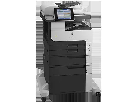 МФУ HP LaserJet Enterprise M725f B (Лазерный А3 Монохромный (черно - белый) USB Ethernet Планшетный) CF067A