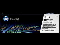 Лазерный картридж HP 131A (Оригинальный, Черный - Black) CF210A