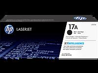 Лазерный картридж HP 17A (Оригинальный, Черный - Black) CF217A
