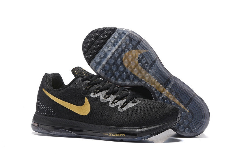 """Кроссовки Nike Zoom All Out """"Black Gold """" (40-45)"""