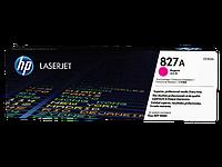 Тонер картридж HP 827A (Оригинальный, Пурпурный - Magenta) CF303A