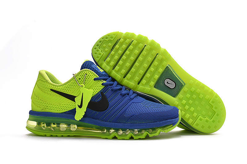 "Кроссовки Nike Air Max 2017 KPU ""Green Blue"" (40-46)"