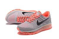 "Кроссовки Nike Air Max 2017 KPU ""Grey Peach"" (36-40), фото 3"