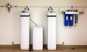 Показательная установка системы водоочистки для коттеджа 1