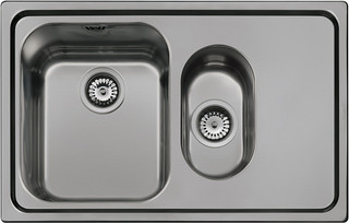 Кухонная мойка Smeg SP7915DN