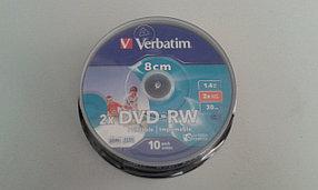DVD-RW 1.4GB 8cm Verbatim Printable, фото 2