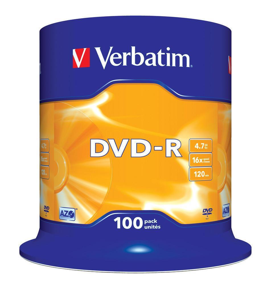 DVD-R 4.7GB Verbatim