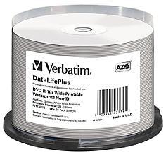 DVD-R 4.7GB Verbatim Waterproof