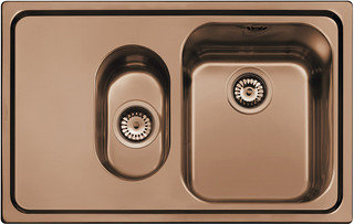 Кухонная мойка Smeg SP7915SRA.