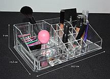 Органайзер для хранения косметики и аксессуаров, подставка для косметики. 200414