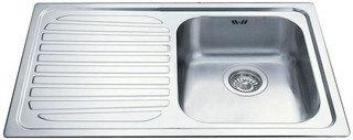 Кухонная мойка Smeg SP791S-2.