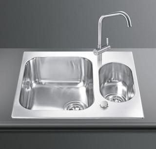 Кухонная мойка Smeg SRO3416