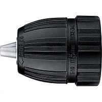 """Патрон для дрели быстрозажимной c autolock 1 10 мм 1/2""""// MATRIX"""