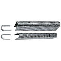 Скобы, 12 мм, для кабеля, закаленные, для степлера 40905, тип 28, 1000 шт// MATRIX MASTER