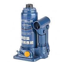 Домкрат гидравлический бутылочный, 2 т, h подъема 158 308 мм STELS 51100