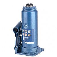 Домкрат гидравлический бутылочный, 8 тон, высота подъема 230 457 мм STELS 51104