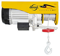 Тельфер, таль электрическая TF-500, 500 кг, 1020 Вт, DENZEL, 52012