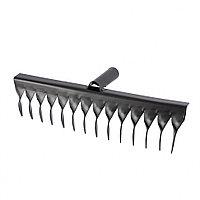 Грабли витые, 14-зубые, 360 мм, без черенка, СИБРТЕХ 61752