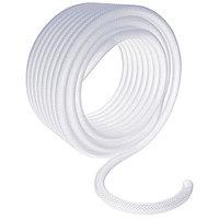"""Шланг поливочный прозрачный, 3 слоя, диаметр 3/4"""", длина 50 метра, PALISAD, 67429"""