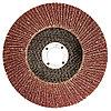Круг лепестковый торцевой, P 80, 150 х 22,2 мм// MATRIX