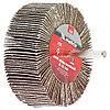 Круг лепестковый для дрели, P 40,  80 х 30 х 6 мм// MATRIX
