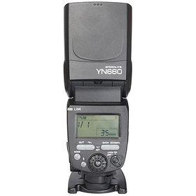 Вспышка YONGNUO SPEEDLITE YN-660  на Canon и NIkon