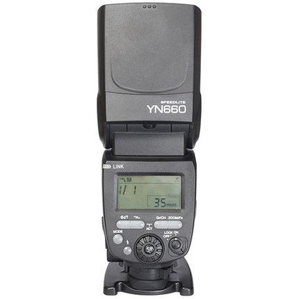 Вспышка YONGNUO SPEEDLITE YN-660  на Canon и NIkon, фото 2