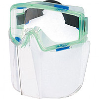 """Защитные очки """"Панорама"""" в комплекте со щитком, СИБРТЕХ, 89167"""