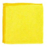 Салфетка универс. из микрофибры желт. 300*300 мм//Elfe