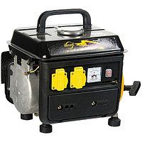 Генератор бензиновый 0,75 кВт, DB950, 220В/50Гц, 4 л, ручн. пуск, (чабанка) DENZEL, 94650