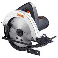 Пила циркулярная электрическая 1050 Вт, 4800 об/мин, 185 мм //Sparta