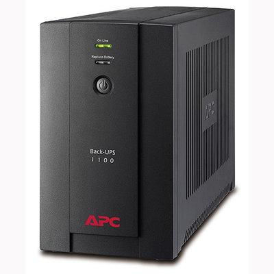 Источник бесперебойного питания UPS APC Back (BX1100LI)