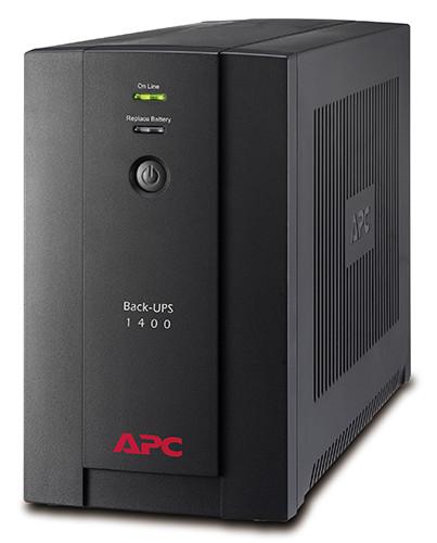Источник бесперебойного питания UPS APC Back (BX700UI)
