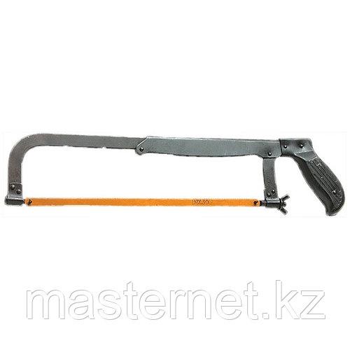 Ножовка по металлу, 200-300 мм, металлическая ручка// SPARTA
