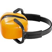 Защитные наушники, складные, пластмассовые дужки, SPARTA, 893555