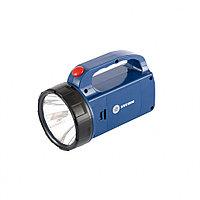 Фонарь поисковый, 1+12 LED, на батарейках 3хАА, STERN, 90538, фото 1